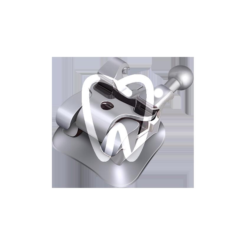 Product - BRACKET AUTOLIGATURE PROCLINIC EXPERT CAS
