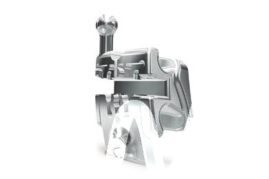 Product - BRACKETS AUTOLIGATURABLES CARRIERE LX