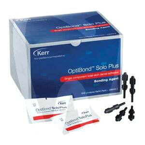 Product - OPTIBOND SOLO PLUS UNIDOSE