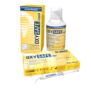 Product - OXYSAFE PROFESSIONAL - INTRO KIT