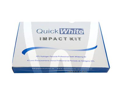 Product - QUICK WHITE IMPACT KIT