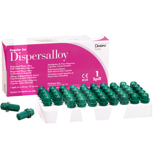 Product - DISPERSALLOY REGULAR Nº2 600 mg