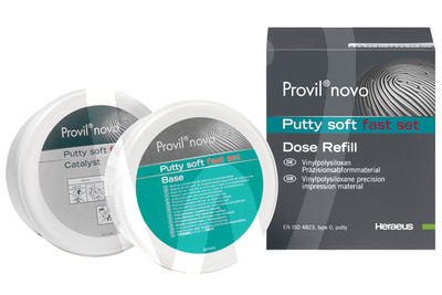 Product - PROVIL NOVO PUTTY SOFT FAST 500 ml