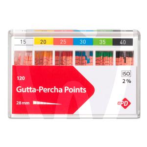 Product - GUTTAPERCHA POINTS 2%