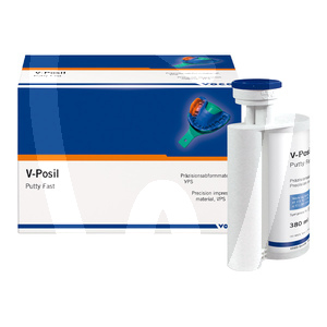Product - V-POSIL PUTTY FAST CARTOUCHE 380 ML