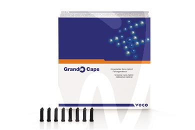Product - GRANDIO CAPSULES RECHARGE