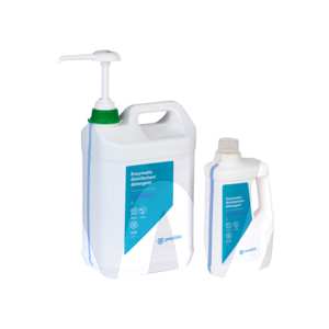 Product - DETERGENT DESINFECTANT ENZYMATIQUE 2% 1L EN 14476
