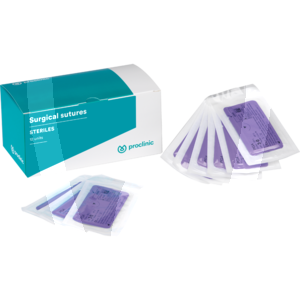 Product - SUTURE SOIE NON ABSORBABLE PROCLINIC