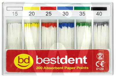 Product - POINTES PAPIER Nº 15-80 BESTDENT