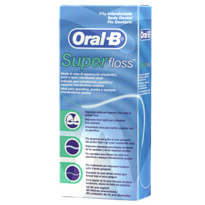 Product - FIL DENTAIRE SUPER FLOSS