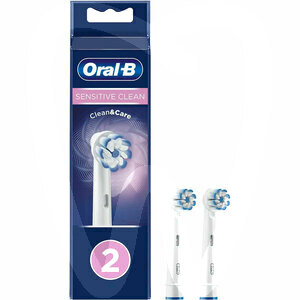 Product - TETE DE RECHANGE SENSITIVE ORAL-B (2U.)