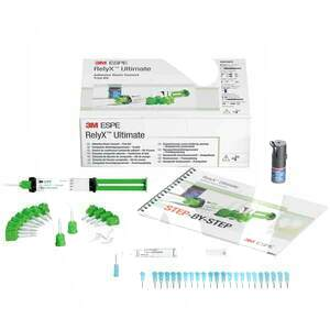Product - RELYX ULTIMATE TRANSPARENT TRIAL KIT