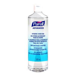 Product - GEL HYDRO ALCOOLIQUE PURELL DESINFECTION EN 14476