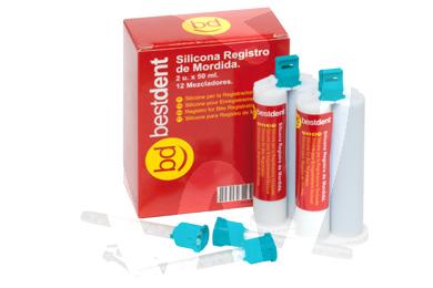 Product - SILICONE POUR ENREGISTREMENT D'OCCLUSION