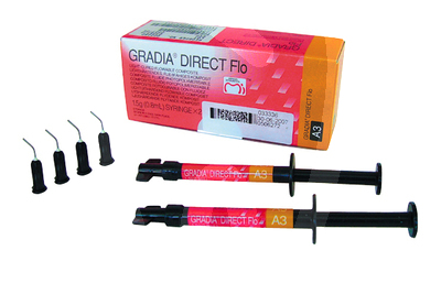 Product - GRADIA DIRECT FLO REASSORT SERINGUE