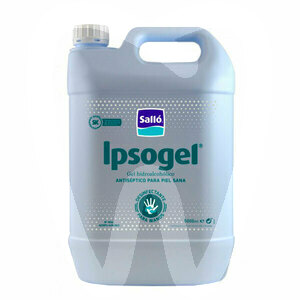 Product - GEL HYDRO ALCOOLIQUE MAINS IPSOGEL (5 Litres)