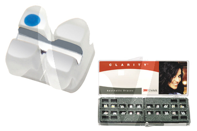 Product - BRACKETS CLARITY 3M ROTH 018 RECHANGE