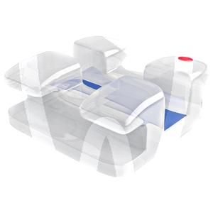 Product - BRACKET CERAMIQUE MINI-TWIN CLEAR