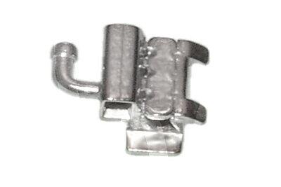 Product - DOUBLE AVEC TUBE AUXILIAIRE À COUPLE 0º ET ANGULATION 0°. CONVERTIBLE