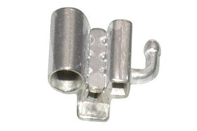 Product - TRIPLE AVEC TUBE AUXILIAIRE À COUPLE 0º ET ANGULATION 0º ET TUBE OCCLUSAL ROUGE. CONVERTIBLE