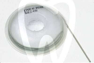 "Product - ""RESSORT ACIER INOXYDABLE FERME BOBINE DE FIL .010"""" (030 mm) DIAMETRE INTERNE"