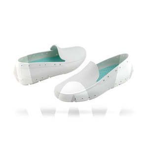 Product - MOCASIN MOC MAN BLANC TAILLE 41-46