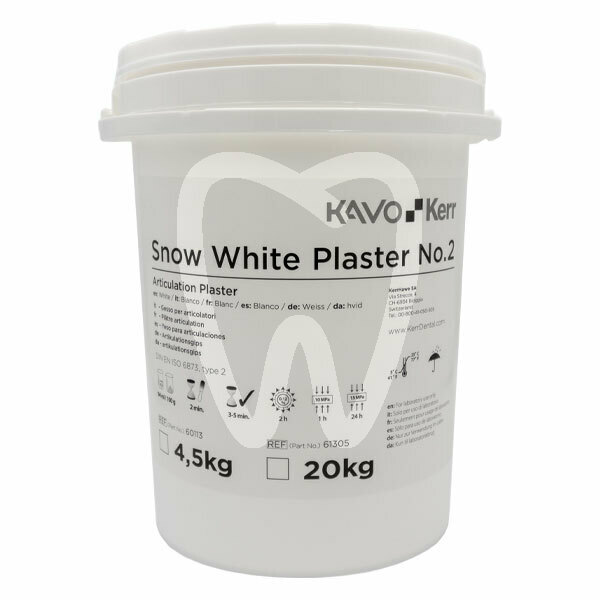 Product - SNOW-WHITE PLASTER 2 EXTRABIANCO 4,5KG.