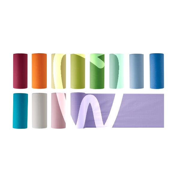Product - ROTOLO MANTELLINE IN PLASTICA + CARTA MONOART