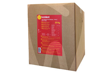 Product - GESSO DURO ROSA TIPO IV 25 KG