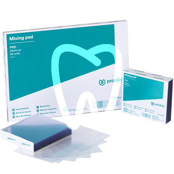 Product - BLOCK MISCELA DI PVC 7 X 8CM