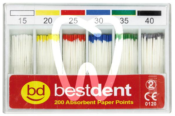 Product - PUNTE DI CARTA Nº 15-80 BESTDENT