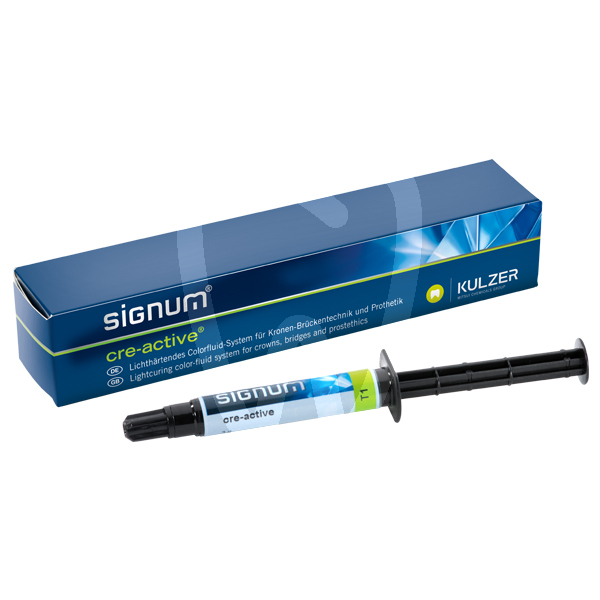 Product - SIGNUM CRE-ACTIVE