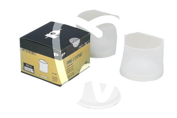 Product - CILINDRO DI SILICONE PER PROTESI SCHELETRATE RING-O-EXPAND
