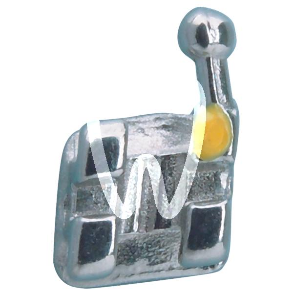 Product - BRACKETS BIOCOMPATIBILI ROTH 018X30 RICAMBI SENZA NICHEL