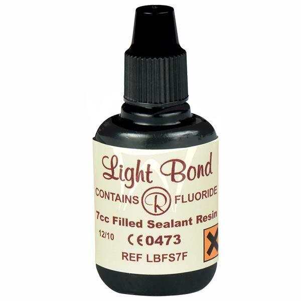 Product - SIGILLANTE LIGHT BOND C/ FLUORO 7 CC RELIANC