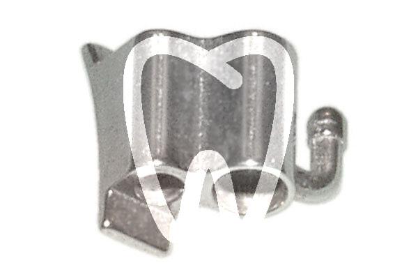 Product - TUBI VESTIBOLARI PER SALDATURE DOPPIO CON TUBO ROTONDO GENGIVALE NON CONVERTIBILE