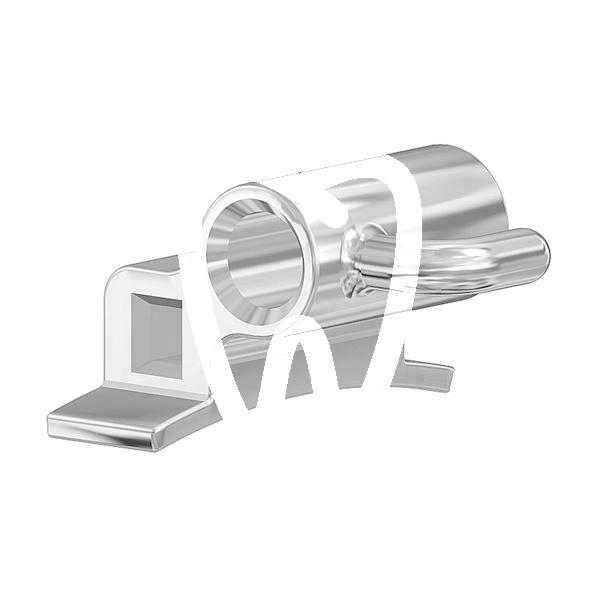 Product - TUBI BUCCALI DA SOLDARE A BANDE DOPPI CON TUBO GENGIVALE
