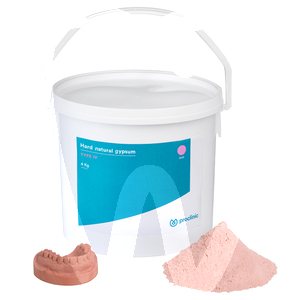 Product - GESSO DURO ROSA TIPO IV/4 (4KG)