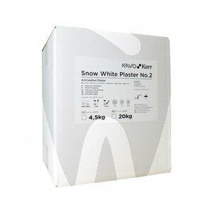 Product - GESSO SNOW WHITE PLASTER EXTRABIANCO TIPO II/2 - 20KG