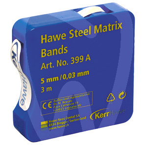 Product - MATRICE IN METALLO A NASTRO KERR HAWE