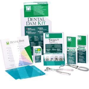 Product - DENTAL DAM KIT HYGENIC