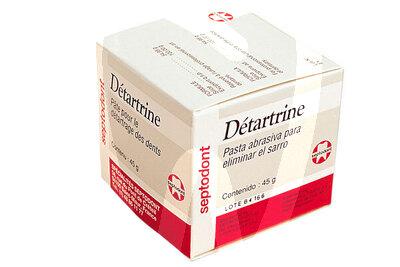 Product - DETARTRINE