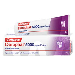 Product - DURAPHAT 5000 CREMA DENTALE