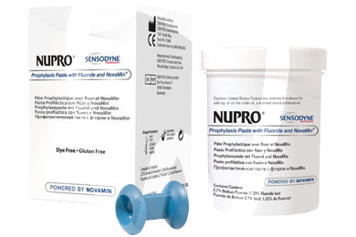 Product - NUPRO SENSODINE 340 G.