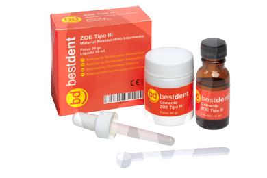 Product - CEMENTO RESTAURATORE ZOE TIPO III BESTDENT