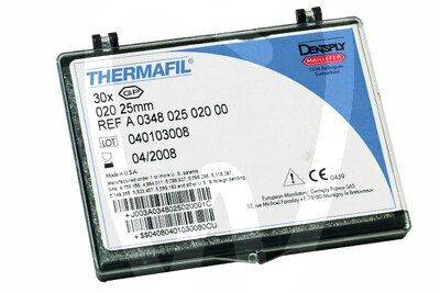 Product - PUNTE THERMAFIL Nº 20-40 MAILLEFER 30 UNITÀ