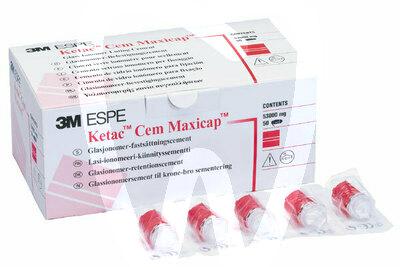 Product - KETAC CEM CAPSULE MAXICAP