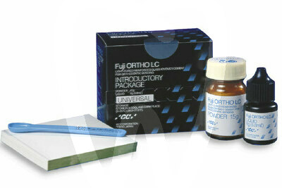 Product - FUJI ORTHO LC POLVERE