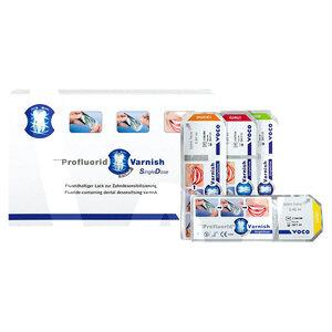 Product - PROFLUORID VARNISH 50 MONODOSI