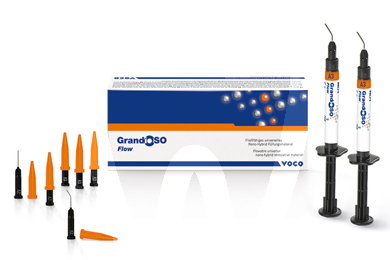 Product - GRANDIO SO FLOW 2 SIRINGHE